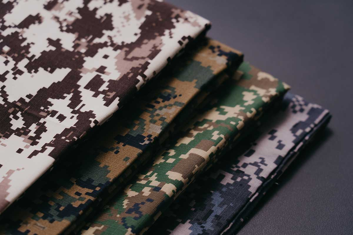Euli Textile Military Used Fabric